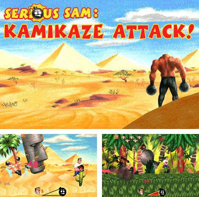 In addition to the game Royal envoy: Campaign for the crown for iPhone, iPad or iPod, you can also download Serious Sam Kamikaze Attack! for free.