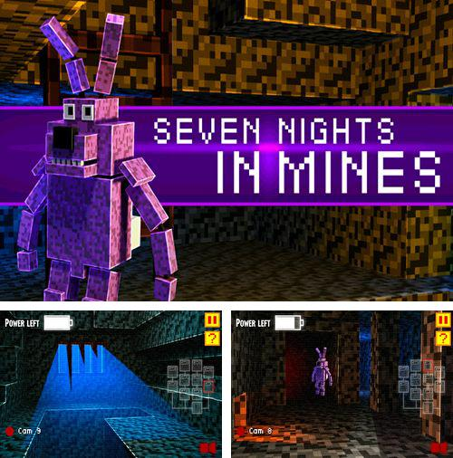 Скачать Seven nights in mines pro на iPhone бесплатно