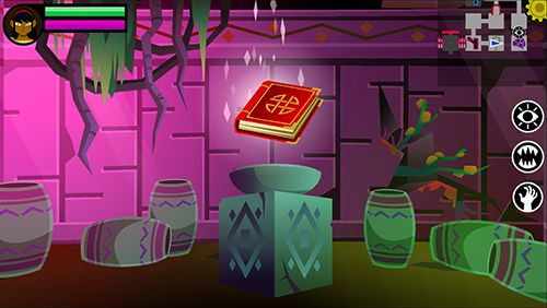 Download Severed iPhone free game.