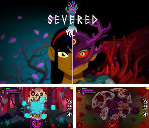 In addition to the game Sea of giants for iPhone, iPad or iPod, you can also download Severed for free.