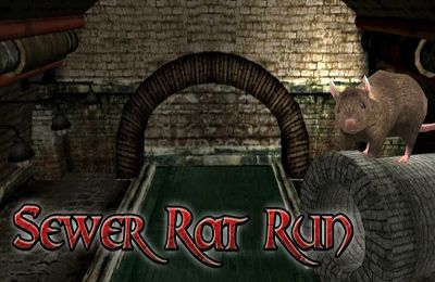 Sewer Rat Run 3D! Plus
