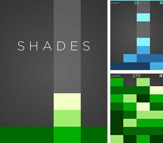 In addition to the game Dungeon rushers for iPhone, iPad or iPod, you can also download Shades for free.