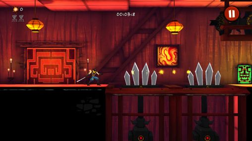 Capturas de pantalla del juego Shadow blade para iPhone, iPad o iPod.