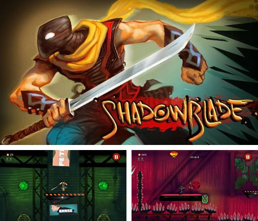 In addition to the game Whiteday: A labyrinth named school for iPhone, iPad or iPod, you can also download Shadow blade for free.