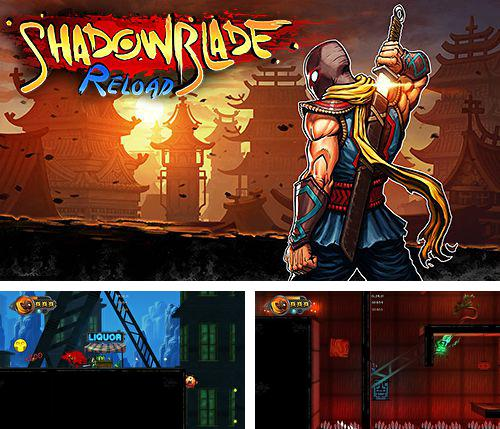 除了 iPhone、iPad 或 iPod 游戏,您还可以免费下载Shadow blade: Reload, 。