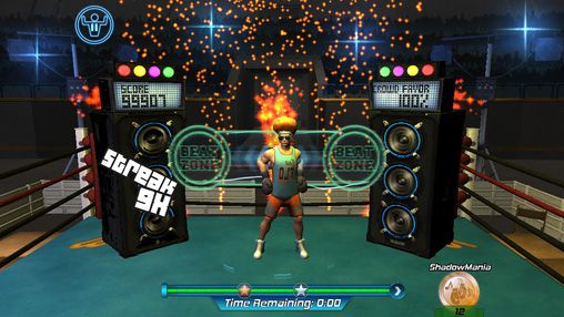 Descarga gratuita de Shadow boxer: Touch para iPhone, iPad y iPod.
