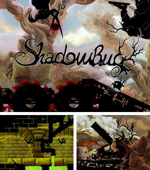 In addition to the game Fun With Death HD for iPhone, iPad or iPod, you can also download Shadow bug for free.