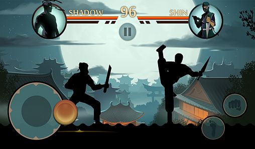 下载免费 iPhone、iPad 和 iPod 版Shadow fight 2。
