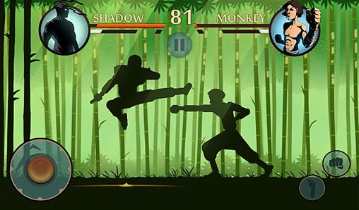 Screenshots do jogo Shadow fight 2 para iPhone, iPad ou iPod.