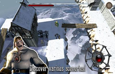 Screenshots of the Shadow Vamp game for iPhone, iPad or iPod.