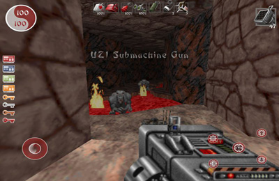 Download Shadow Warrior iPhone free game.