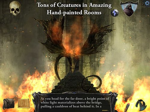 Free Shadowgate download for iPhone, iPad and iPod.