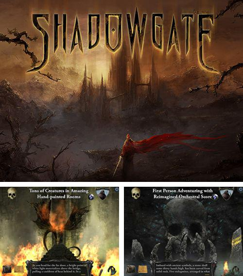 In addition to the game Wonder Pants for iPhone, iPad or iPod, you can also download Shadowgate for free.
