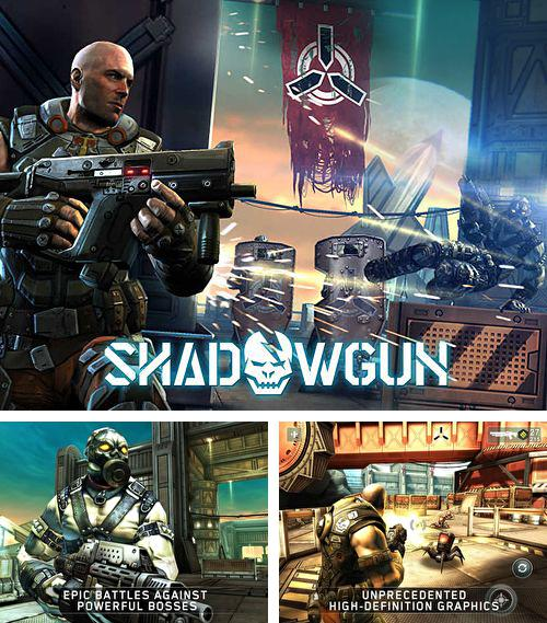In addition to the game Assassin's creed: Identity for iPhone, iPad or iPod, you can also download Shadowgun for free.