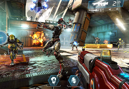 Free Shadowgun legends download for iPhone, iPad and iPod.