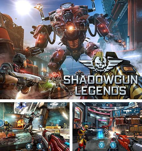 In addition to the game Wheel & deal for iPhone, iPad or iPod, you can also download Shadowgun legends for free.
