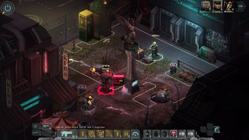 Download Shadowrun: Dragonfall iPhone free game.