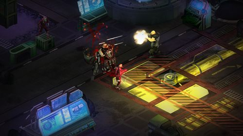Descarga gratuita de Shadowrun: Dragonfall para iPhone, iPad y iPod.