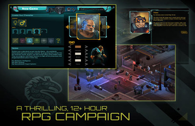 Free Shadowrun Returns download for iPhone, iPad and iPod.