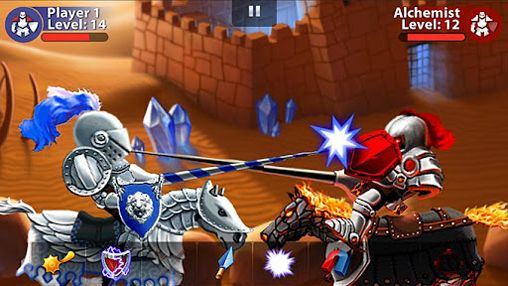 Screenshots of the Shake spears! game for iPhone, iPad or iPod.