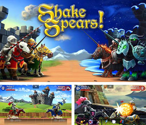 In addition to the game Banzai Rabbit for iPhone, iPad or iPod, you can also download Shake spears! for free.