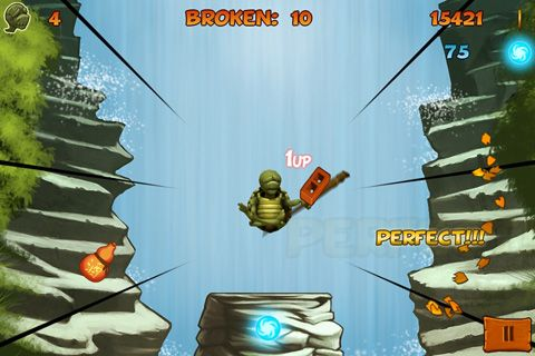 Capturas de pantalla del juego Shaolin pets para iPhone, iPad o iPod.