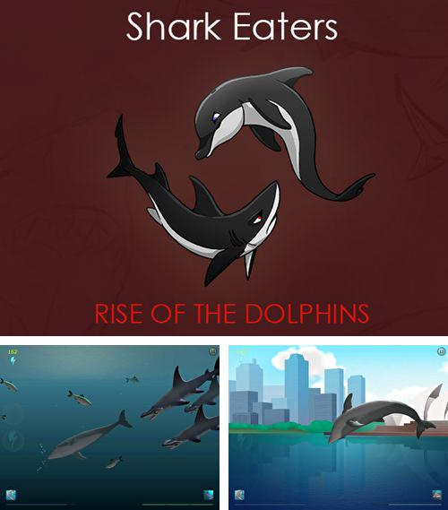 Скачать Shark eaters: Rise of the dolphins на iPhone бесплатно