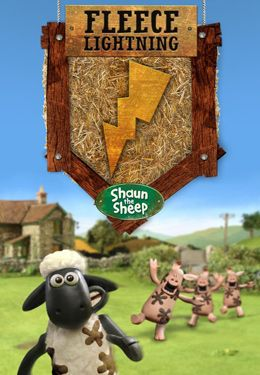 Shaun the Sheep - Fleece Lightning