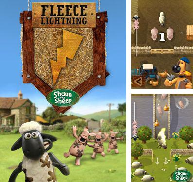 In addition to the game Gibbets 2 for iPhone, iPad or iPod, you can also download Shaun the Sheep - Fleece Lightning for free.
