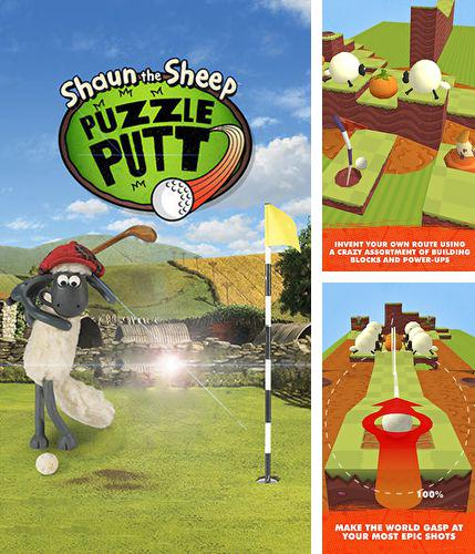 In addition to the game Mantera - The Sacred Path for iPhone, iPad or iPod, you can also download Shaun the sheep: Puzzle putt for free.