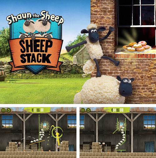 In addition to the game Vampire Season for iPhone, iPad or iPod, you can also download Shaun the Sheep: Sheep stack for free.