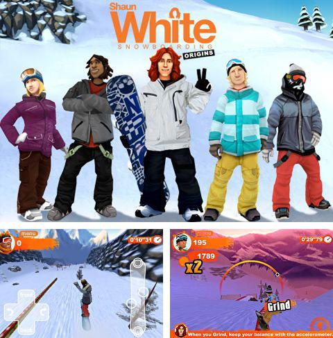 Download Shaun White snowboarding: Origins iPhone free game.