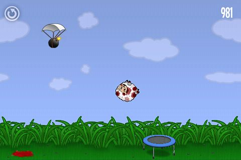 Download Sheep cannon: Have a blast! iPhone free game.