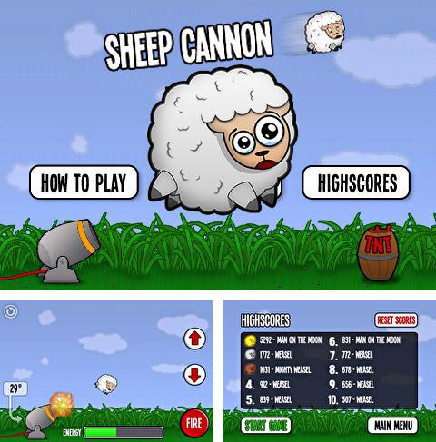 In addition to the game I Am Vegend: Zombiegeddon for iPhone, iPad or iPod, you can also download Sheep cannon: Have a blast! for free.