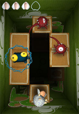 Игра Sheep Up! для iPhone