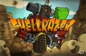 Скачать Shellrazer для iPhone. Бесплатная игра Обстрел на Черепахе на Айфон.