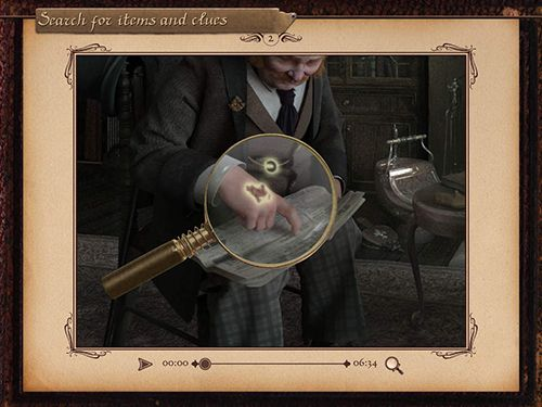 Download Sherlock: Interactive adventure iPhone free game.