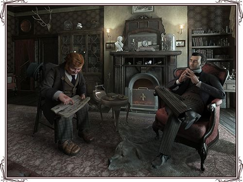 Descarga gratuita de Sherlock: Interactive adventure para iPhone, iPad y iPod.