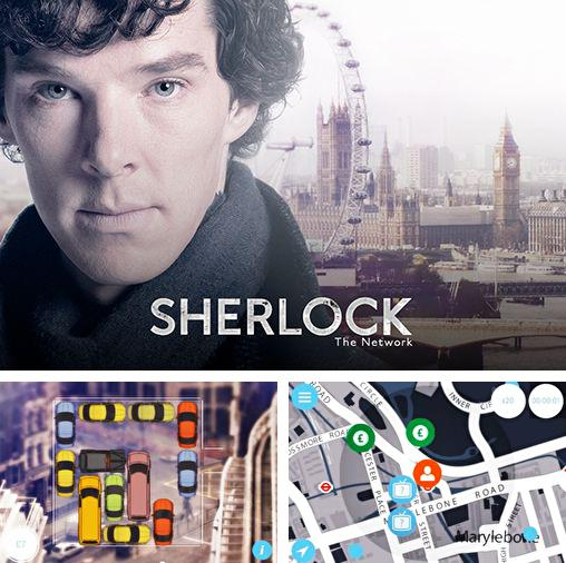 Скачать Sherlock: The network на iPhone бесплатно
