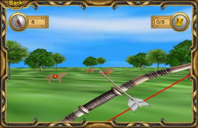 Download Sherwood Forest Archery HD iPhone free game.