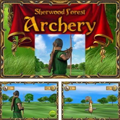 In addition to the game Blossom blast: Saga for iPhone, iPad or iPod, you can also download Sherwood Forest Archery HD for free.