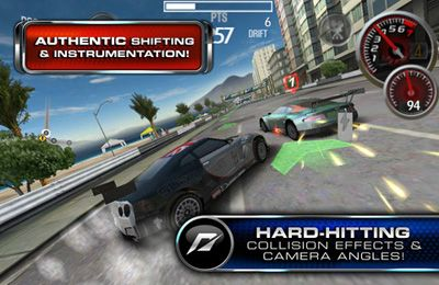Téléchargement gratuit de Need for Speed SHIFT 2 Unleashed (World) pour iPhone, iPad et iPod.