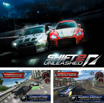 Скачать Need for Speed SHIFT 2 Unleashed (World) на iPhone бесплатно