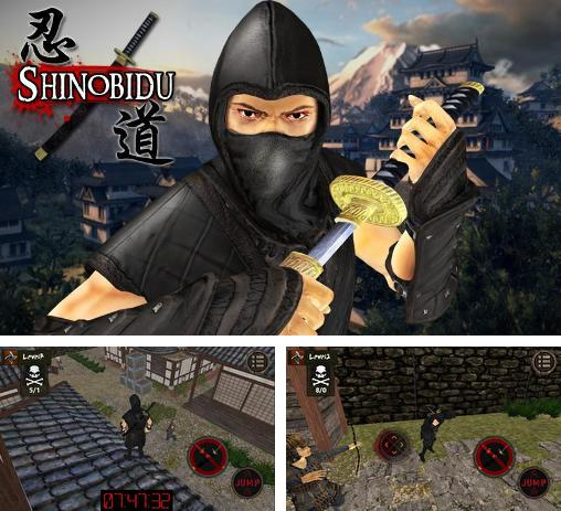 Download Shinobidu: Ninja assassin iPhone free game.