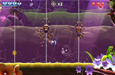 Descarga gratuita de Shiny The Firefly para iPhone, iPad y iPod.