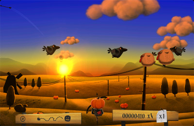 Kostenloser Download von Shoot The Birds für iPhone, iPad und iPod.