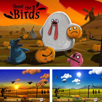 In addition to the game Joe Danger for iPhone, iPad or iPod, you can also download Shoot The Birds for free.