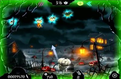 Скачать Shoot The Zombirds на iPhone бесплатно