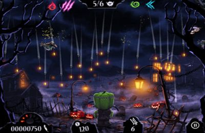 Kostenloser Download von Shoot The Zombirds für iPhone, iPad und iPod.