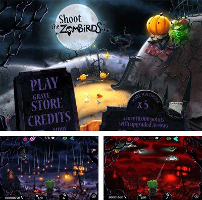 In addition to the game Star Wars: Trench Run for iPhone, iPad or iPod, you can also download Shoot The Zombirds for free.